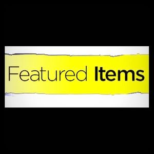 Featured Items💕